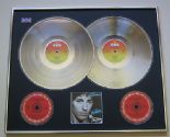 BRUCE SPRINGSTEEN - The River Platinum DOUBLE LP & DOUBLE CD
